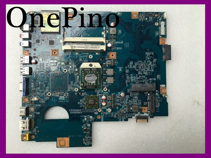 купить MBPHA01001 fit For Acer aspire 5542G 5542 laptop motherboard 48.4FN01.011 DDR2 tested working по цене 3263.88 рублей