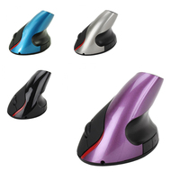 Etmakit alta qunity ergonômico design usb vertical óptico mouse pulso de cura para computador portátil desktop