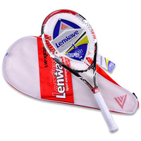 Lenwave Brand High Quality 1 Piece Carbon Aluminum Tenis Masculino Tennis Racket
