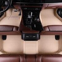 WLMWL Car Floor Mats For Mercedes Benz all models w212 A180 B200 c200 c300 E class GLA GLE S500 GLK CLA Car Carpet Car foot mat