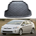 1Pcs Boot Mat Rear Trunk Mat Liner Cargo Floor Tray Protector Car Accessories For Toyota Prius 2008-2012