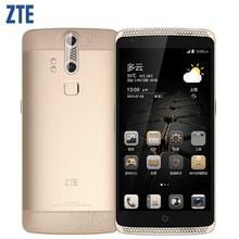 D'origine zte axon a2015 mobile téléphone 5.5 pouce écran ram 3 GB ROM 32 GB Snapdragon Octa Core 3000 mAh Double Retour Caméras Smartphone