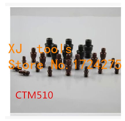 Free Shipping 10pcs CTM510 CNC Turning Tools Center Pin  Turning Tool Holder Accessories