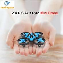 H36 Мини Drone JJRC Дрон 6-осевой RC Quadcopter RTF 2.4 ГГц С Головы режим Один Ключ Возвращение Вертолет Vs H8 H37 Дрон Игрушки Для Детей