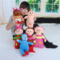 New Cute Baby Toy Kids Toys In The Night Garden Tombliboo Upsy Daisy Lggle Piggle Soft Plush Toy High Quality Doll Birthday Gift