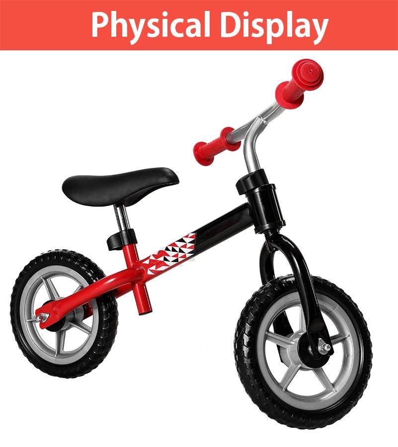 HTB1l6dKadfvK1RjSszhq6AcGFXa0 WEST BIKING Baby Balance Walker 2-4 Years Kids Scooter Two Wheel Balance Bike No Foot Pedal Children Bicycle Portable Baby Walk