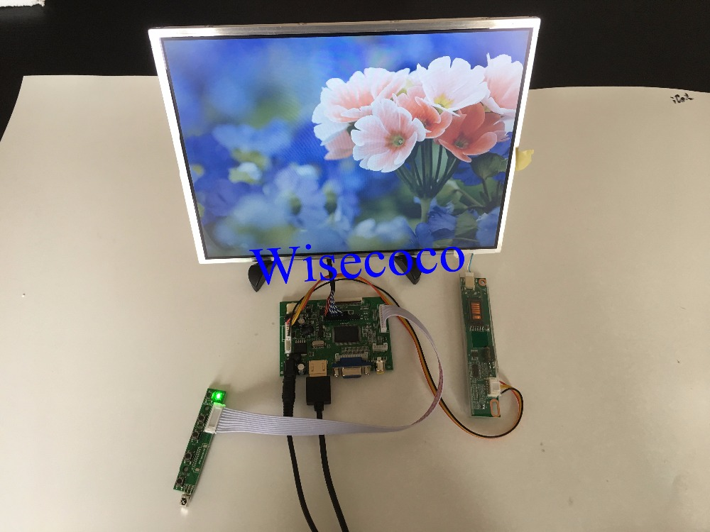 12.1 inch 1024x768 N121X5 LTN121XJ HT121X01 Lcd Panel screen display with HDMI VGA 2AV lcd Controller board VSTY2662V112.1 inch 1024x768 N121X5 LTN121XJ HT121X01 Lcd Panel screen display with HDMI VGA 2AV lcd Controller board VSTY2662V1