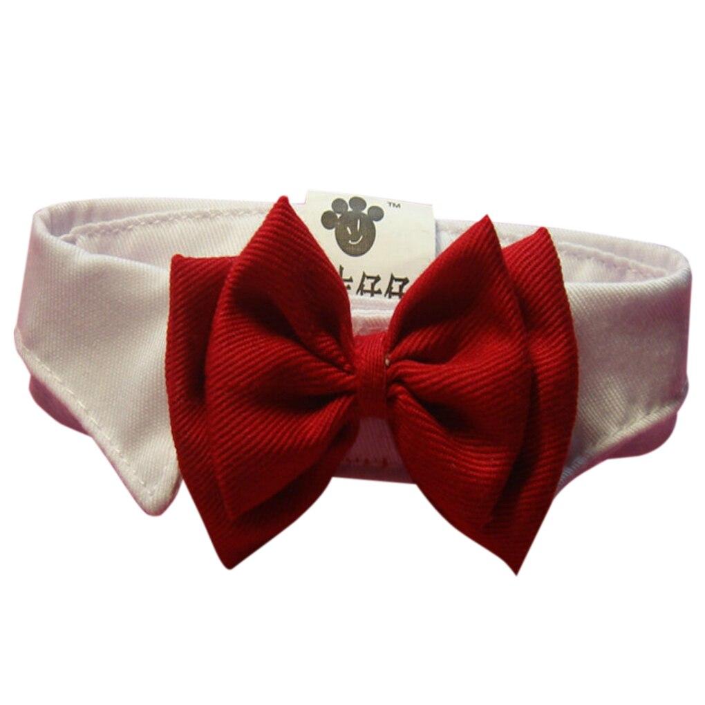 Lovely Dog Cat font b Pet b font Puppy Kitten Toy Bow Tie Necktie Collar Cosplay