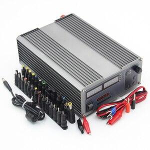 "Image 2 - CPS 6011 מיני מתכוונן קומפקטי גבוהה כוח דיגיטלי DC אספקת חשמל 60V 11A מעבדה אספקת חשמל עבור טלפון תיקון האיחוד האירופי ארה""ב Plug"