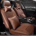 De alta calidad de Cuero del asiento de coche Especial cubre Para Hyundai Todos Los Modelos solaris acento ix35 30 25 Elantra MISTRA GrandSantafe