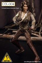 Flirty Girl 1 6 Female archer doll model The Hunger Games Katniss Everdeen Cousin 12 action