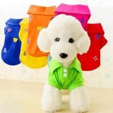 Carton Dog Pet Shirt