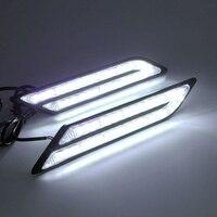 Car Daytime Running Lights Car Styling Waterproof Super Bright DRL Car Daytime LED Light 33 LEDs