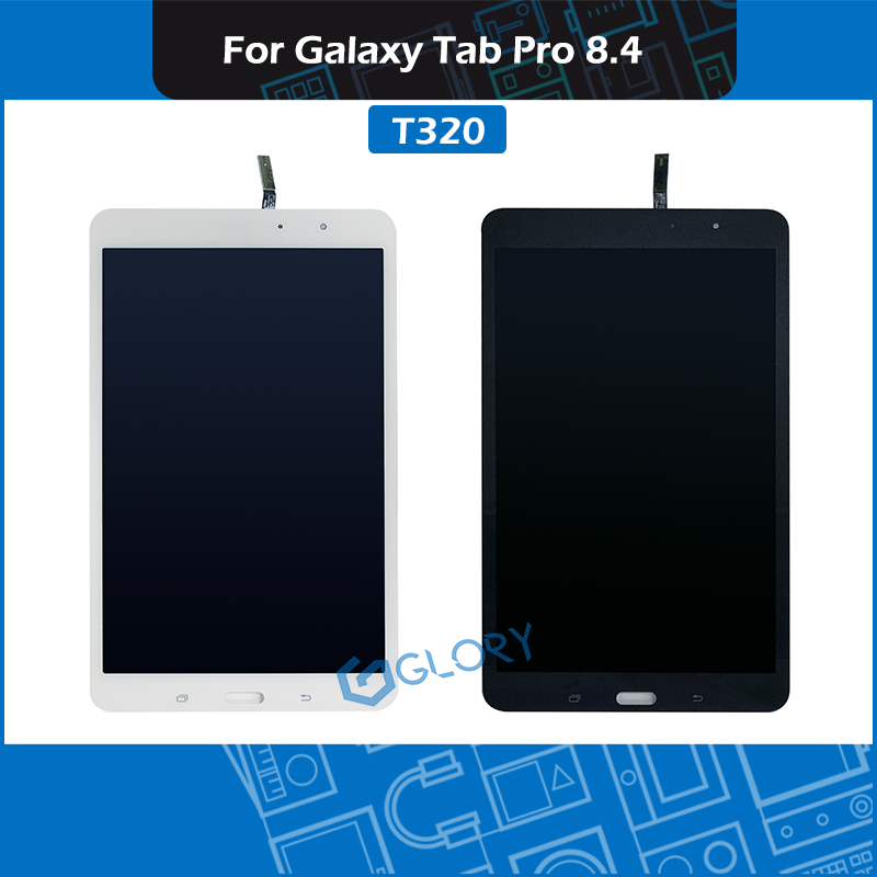 T320 Display Assembly For Samsung Galaxy Tab Pro SM-T320 Touch Screen Panel Digitizer Front Glass + LCD Display Panel