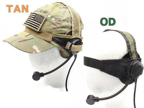 ele z fone de ouvido tatico militar fone de ouvido portatil tatico radio ptt caca bowman