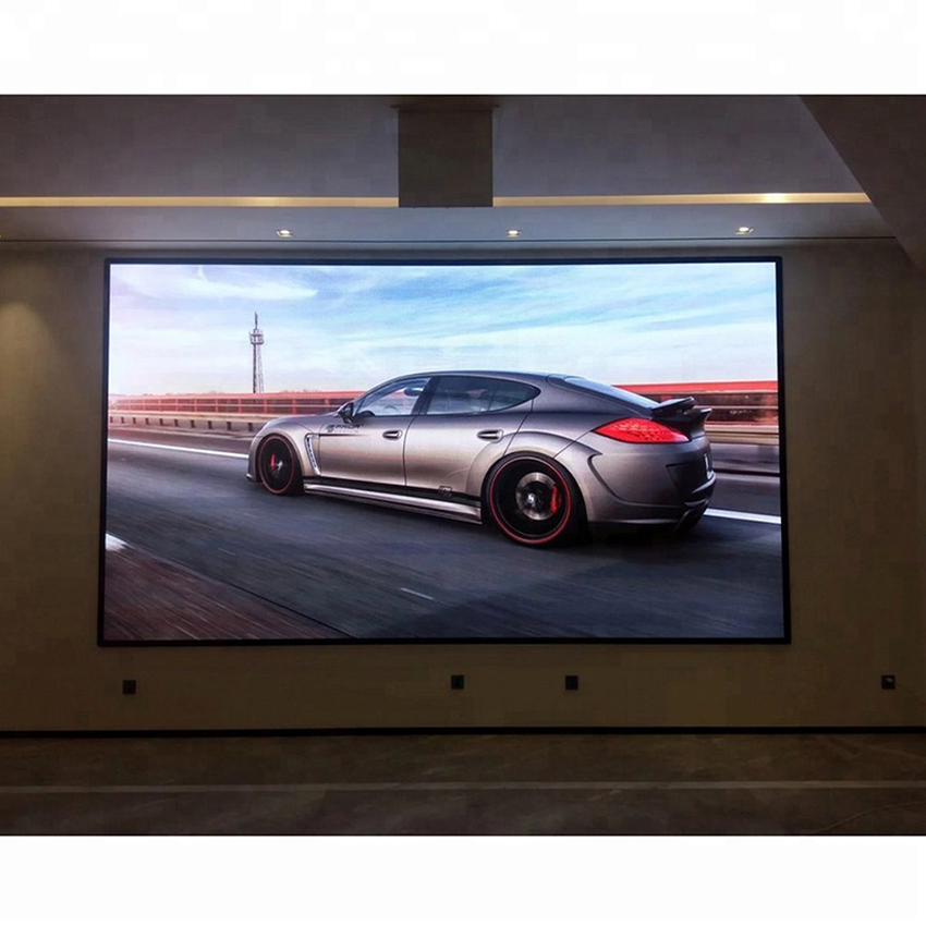 High Quality Indoor Led Video Wall Billboard P4 Smd Die Casting Aluminum 512x512mm Cabinet Rental Full Color Led Display Screen