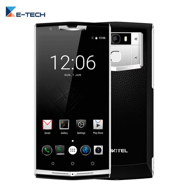 Oukitel K10000 Pro смартфон 10000 мАч Батарея MTK6750T Octa Core Телефон 5.5 дюймов 3 ГБ Оперативная память 32 ГБ Встроенная память 13MP камера 4 г LTE сотовый телефон