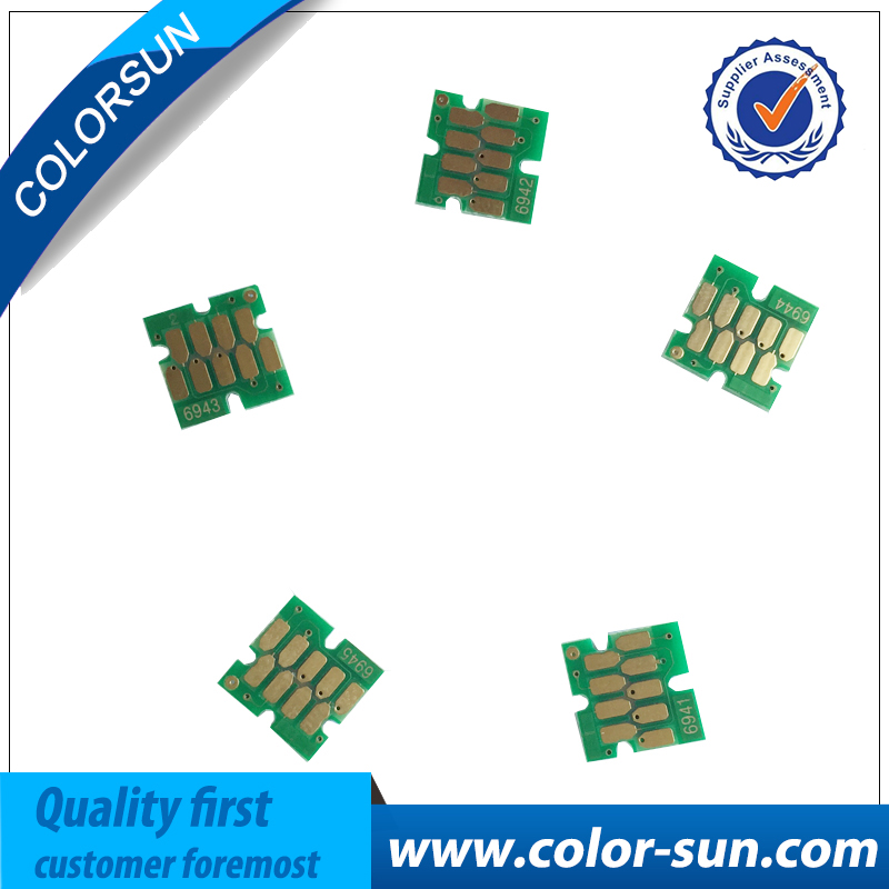 New Upgrade T6941 T6945 Cartridge Chip For Epson SureColor T3000 T3070 T5070 T7070 T3200 T5200 T7200
