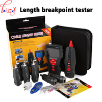 1PC NF 8601W Multi function length breakpoint cable tester 3.7V PING and POE test network line breakpoint tester in English