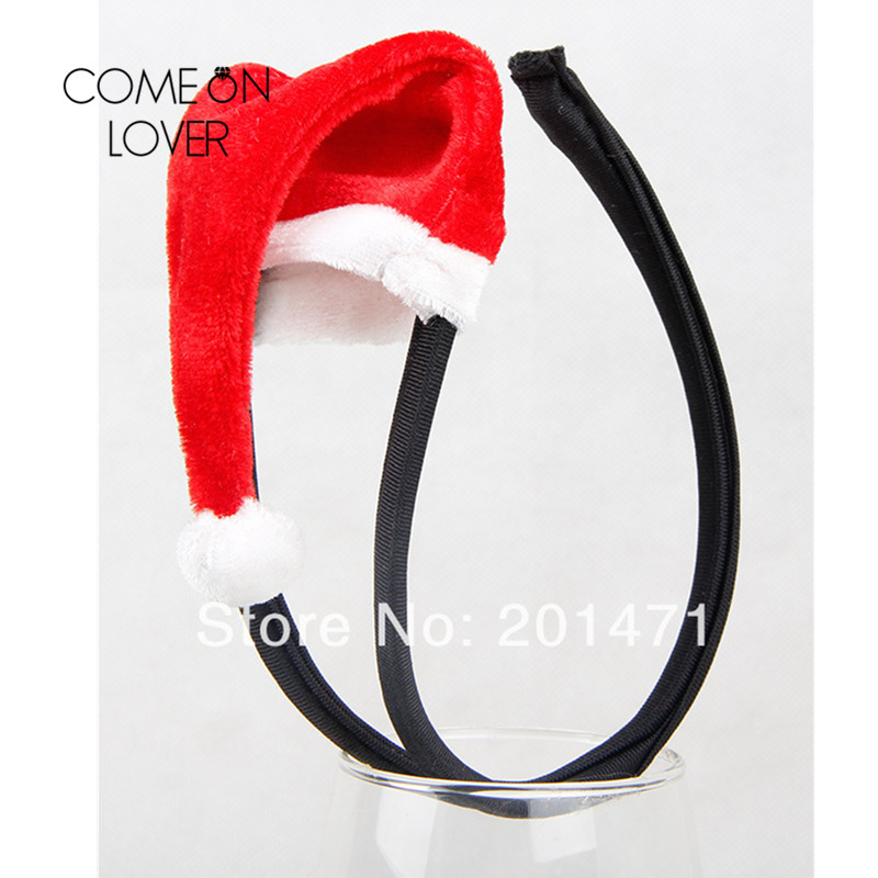 PM98 Cheap Price Hot With Christmas Hat Decorate C String Thong Lace C string Underwear For Men Thong Micro Panties C string