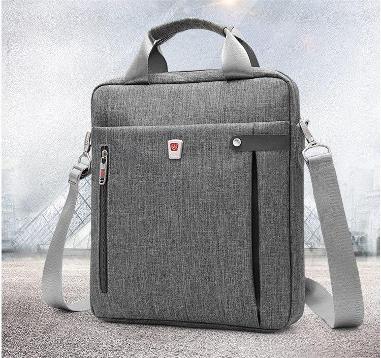 40bde1fac637 New 2019 Men Briefcase Fashion Male Shoulder Bag Luxury Designer ...
