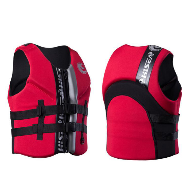 Neoprene Professional Active Life Jacket Vests Adults Youth Women Men for Fishing Rafting Surfing Sailing Drifting