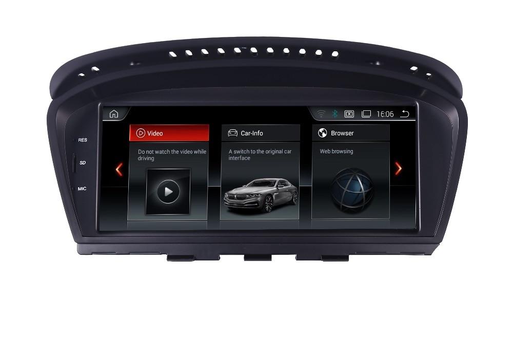 2018 del Nuovo Android 7.1 autoradio lettore multimediale per BMW 5 Serie E60 E61 E63 E64 E90 E91 E92 CCC supporto CIC iDrive di Parcheggio