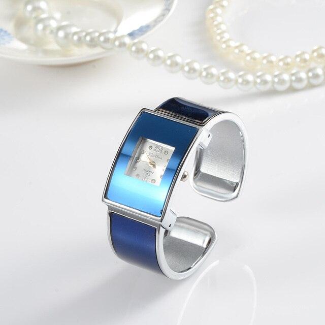 Fashion Women's Watches Luxury Bracelet Watch Women Watches Rhinestone Ladies Wa