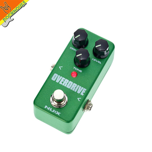 Image 3 - NUX Mini Core Guitar Effects Pedal Chorus Compressor Overdrive Distortion Booster Vibe Vibrato Loop Reverb Phaser Guitar Pedal