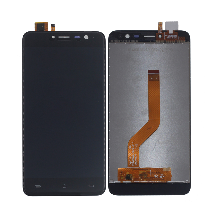 For Cubot Note Plus LCD Display Touch Screen Digitizer Mobile Phone Parts For Cubot Note Plus Screen LCD Free Tools