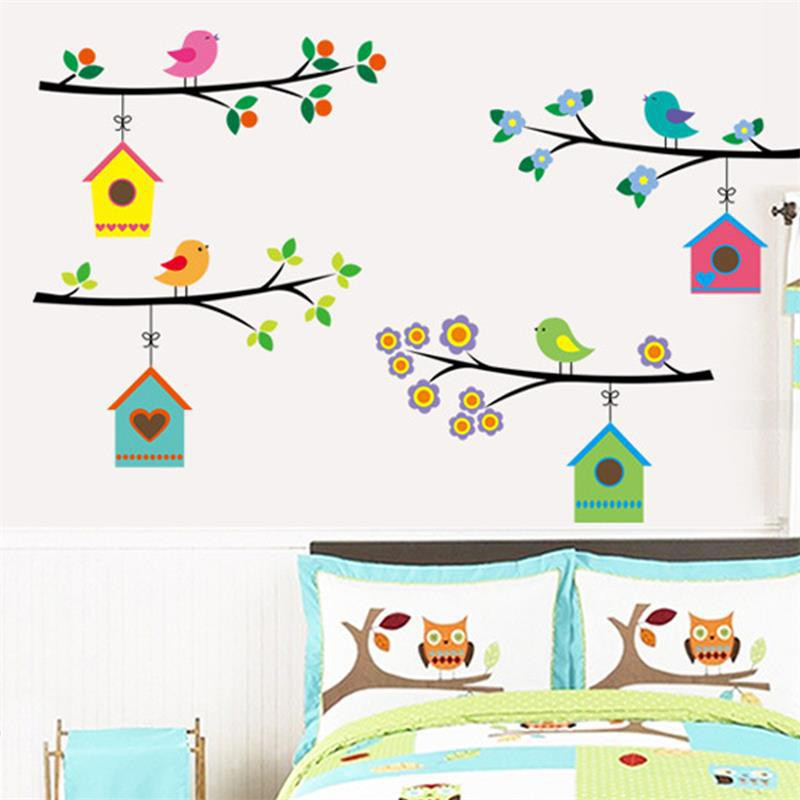 3d butterfly wall stckers wall decors wall art wall.htm mega discount b0e8c 3d vintage branch bird cage window wall  3d vintage branch bird cage window wall