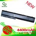 4400мач аккумулятор для ноутбука  HP HSTNN-DB74 HSTNN-DB75 HSTNN-IB74 HSTNN-IB75 HSTNN-OB75 HSTNN-XB75