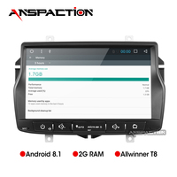 2G+32G android 8.1 car dvd for Lada Vesta car radio video audio player gps navigation car stereo player