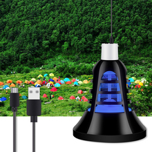 USB 5V Anti Mosquito Killer Lamp E27 Led Mug Light Bulb 220V Electrico Mata Bug Zapper Lampara 110V Home Pest Repeller