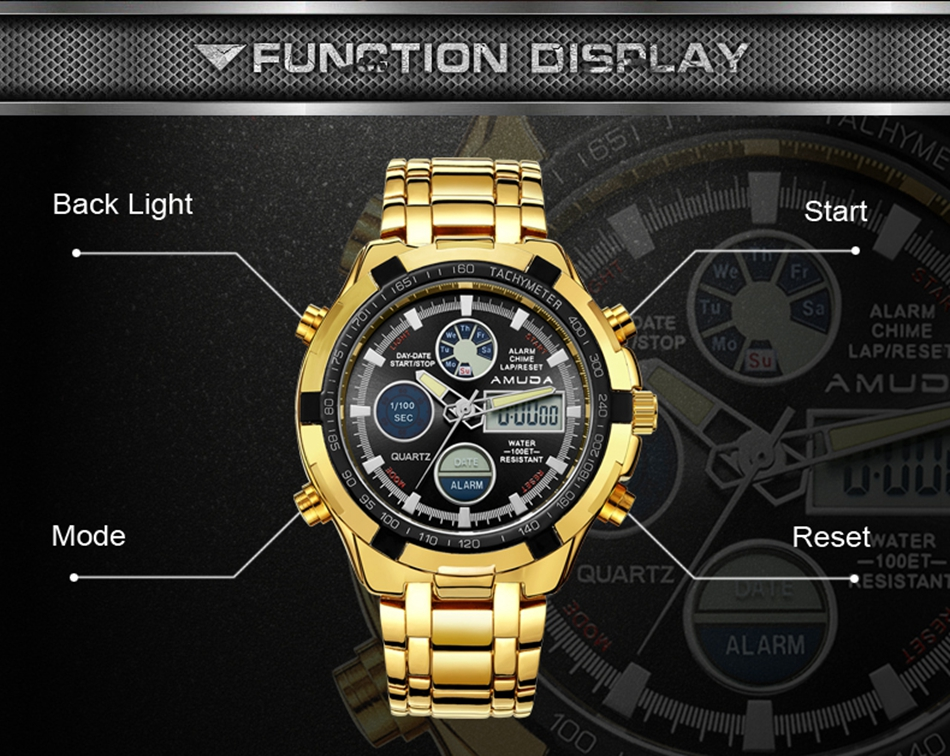 AMUDA chic  quartz wristwatches 2017 latest men's sport style double time display quartz wristwatches Relogio male Esportivo (4)