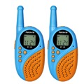 1pair Mini Walkie Talkie Kids Radio Retevis RT-35 FRS/GMRS 22CH 462.5625-467.7250Mhz UHF Digital Clock VOX Two Way Radio A9120L