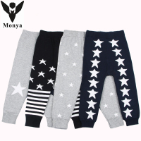 Boys Sweatpants Spring Autumn Long Sports Pants Little Star Trousers Children Sweatpants 2 5 Years Kids