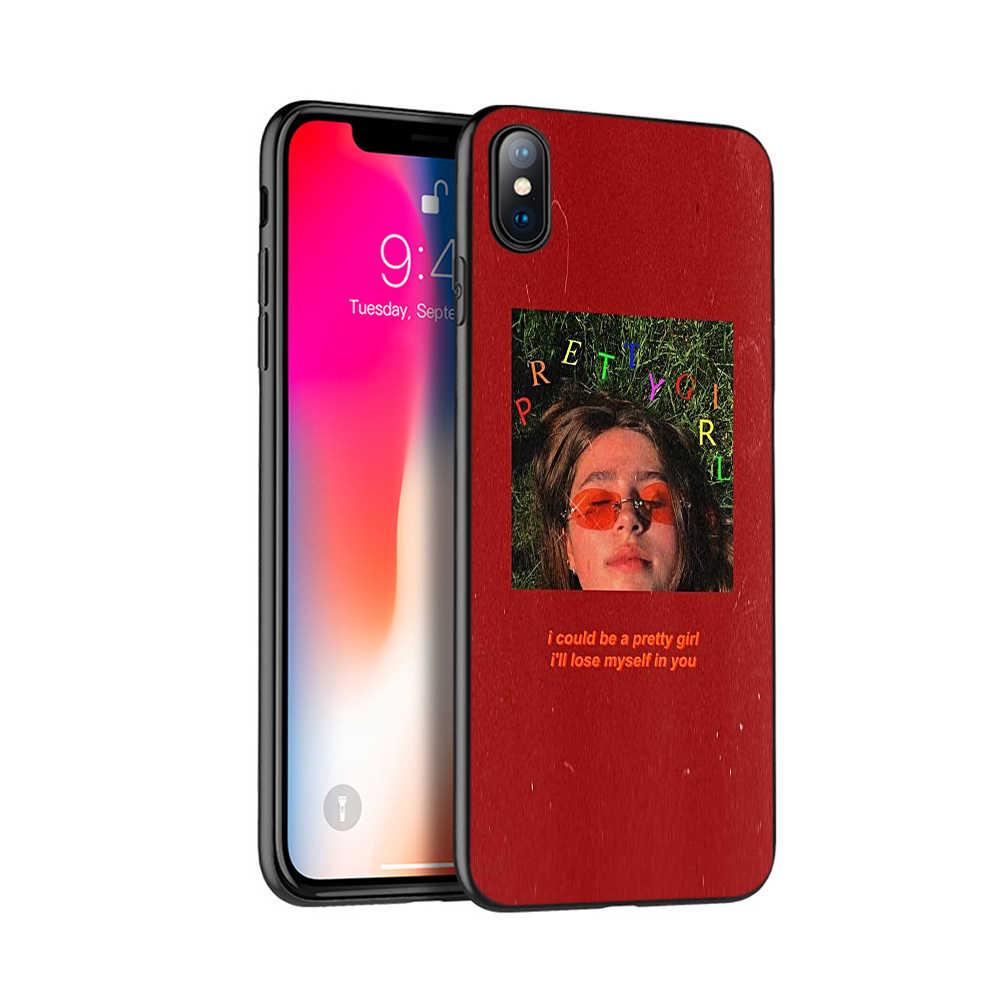 กรณี TPU สีดำสำหรับ iPhone 5 5s SE 2020 6 6 S 7 8 PLUS x 10 XR XS 11 PRO MAX กรณีฝาครอบซิลิโคน Art Aesthetic Van Gogh Mona Lisa
