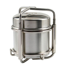 Free Shipping Stainless Steel Alcohol Stove Camping Stove Cooking stove B-1