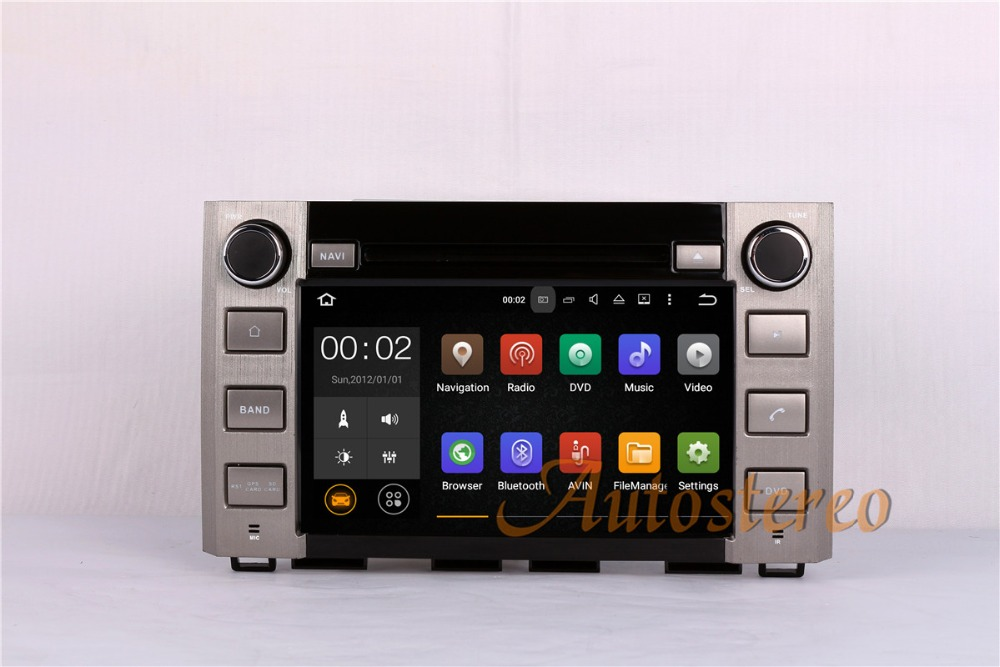 8 Inch Android 8 0 7 1 Quad Core Car GPS Navigation DVD Player For Toyota