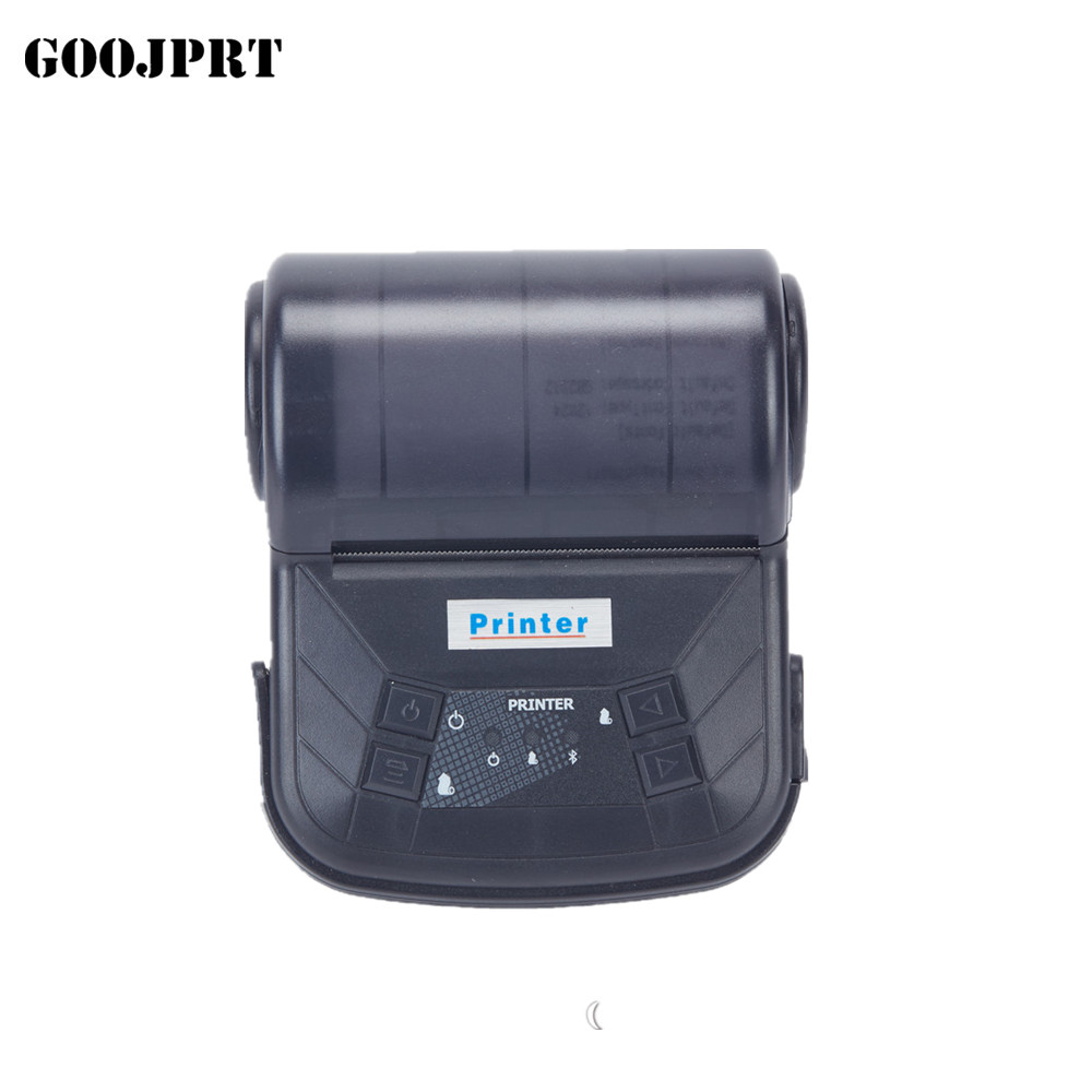 80mm thermal bluetooth printer bluetooth thermal printer 80mm for android&ios thermal receipt printer mini bluetooth print mini 80mm rechargeable bluetooth thermal receipt printer smartphone android and ios bill printer machine usb serial port hs 85ai