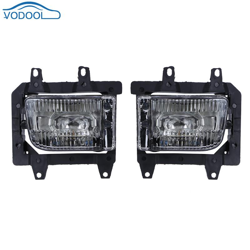 Automobile Front Bumper Right Left Side Driving Fog Light for BMW 3 Series E30 318i 318is 325i 325is 1985-1993 Car Accessaries стоимость