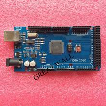 Mega 2560 R3 Mega2560 REV3 (ATmega2560-16AU CH340G) Board ON USB Cable compatible for arduino  [No USB line] xinbudai