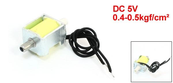 2 мм до 2 мм трубка клапан электромагнитный электромагнит DC 5 В скидки до 50