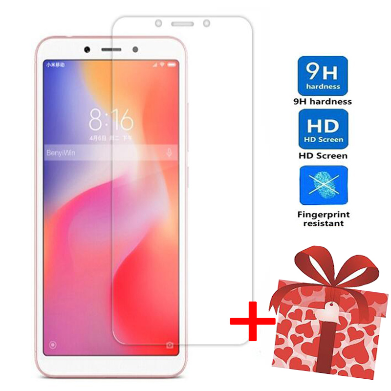 3Pcs 9H Tempered Glass For Xiaomi Redmi 4X 4A 5A 6A 7A Mi S2 Y2 A1 A2 5X 6X Mi 8 SE Glass Screen Protector Protective Glass