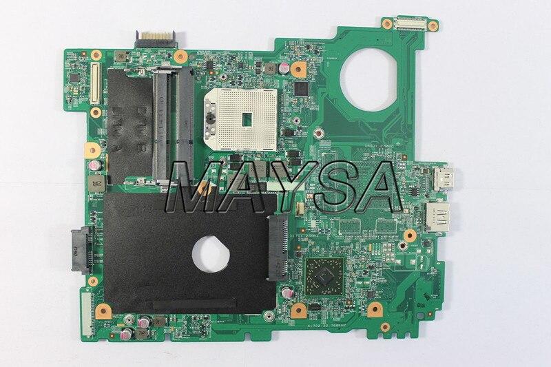 CN-0NKG03 0NKG03 NKG03 Carte Principale Fit Pour Dell Inspiron M5110 15R 15.6 ''Ordinateur Portable carte mère Socket fs1 DDR3