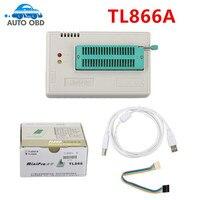 NEW 100 Original New MiniPro TL866A Programmer TL866 Universal MCU USB Programmer Have Also EZP2013 RT809F
