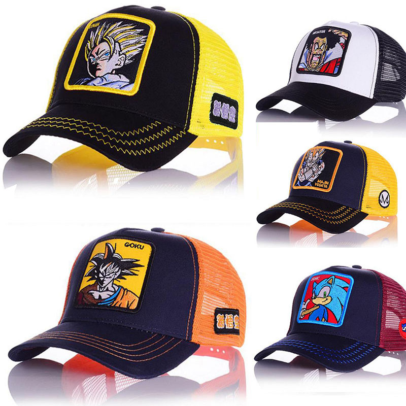 Low Profile Trucker Baseball Cap for Unisex Boys and Girls 100/% Polyester Funny Cartoon Salmon Sushi Kids Mesh Hat