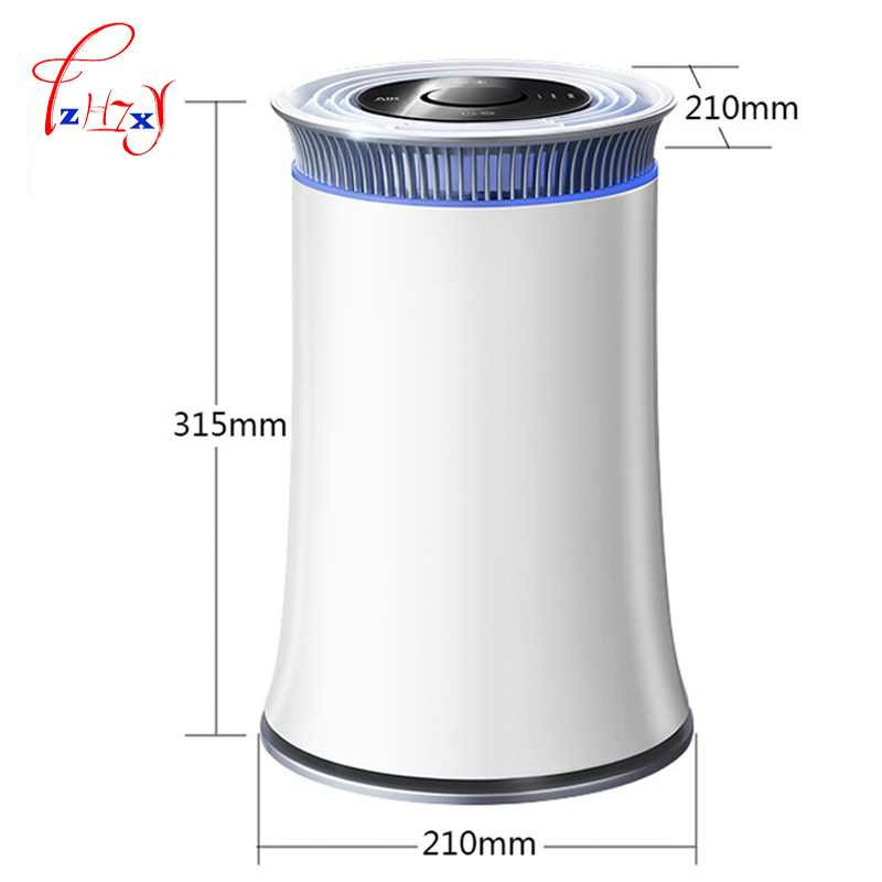 Intelligent Air Purifier for Home/Office Air Purification Indoor addition to Formaldehyde Purifiers air cleaning 1PC 2018 new original home air purifier for car air cleaning in addition to formaldehyde haze purifiers home office