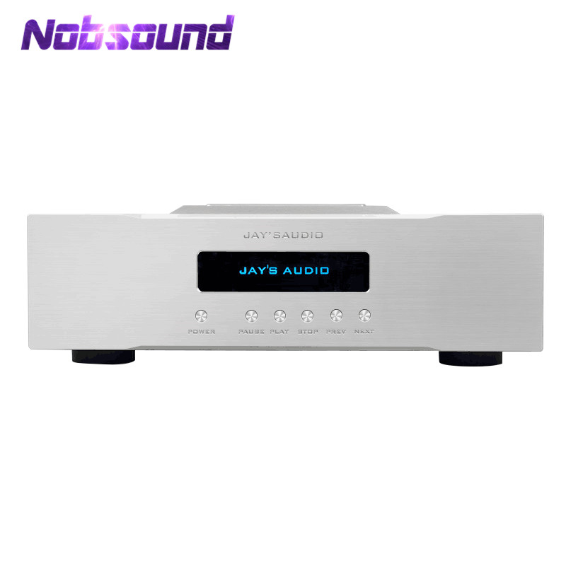 Nobsound CDP 3 High End CD Transport Disc Player CD Pro2 LF Laser Head I2S R2R Audo Decoding USB DAC 24BIT/192KHZ Analog Output